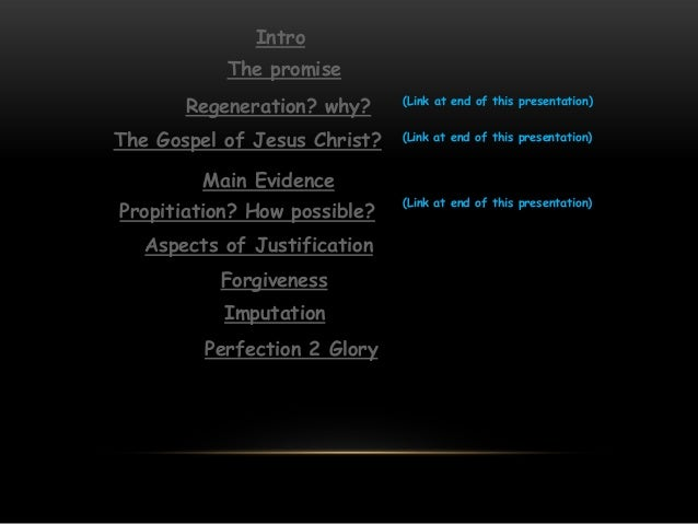 Justification - You Are Not Guilty!!!! Says God  Slide 2