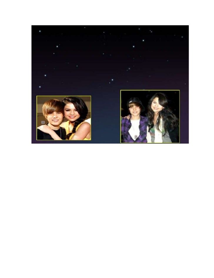 Justin and selena document