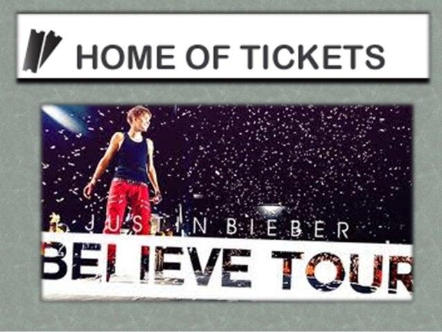 Get The Benefit Of Justin Bieber             Tour