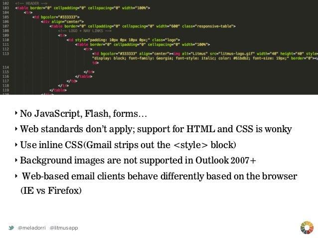 Best Practices in Email Design & Development: HighRoad