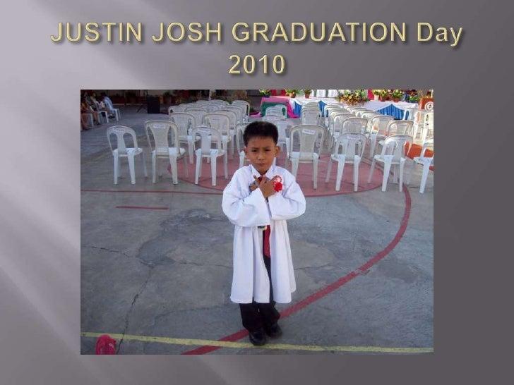 JUSTIN JOSH GRADUATION Day 2010<br />