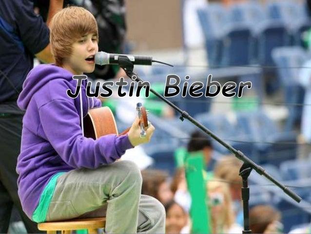 Biografía  Justin Bieber nació el 1 de marzo de 1994 en London y creció en la ciudad de Stratford, ambas en Ontario. Fue ...