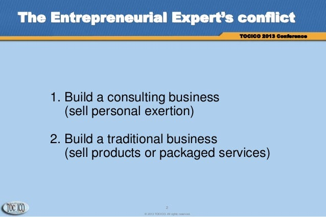 Solving the Professional Services Dilemma Slide 2