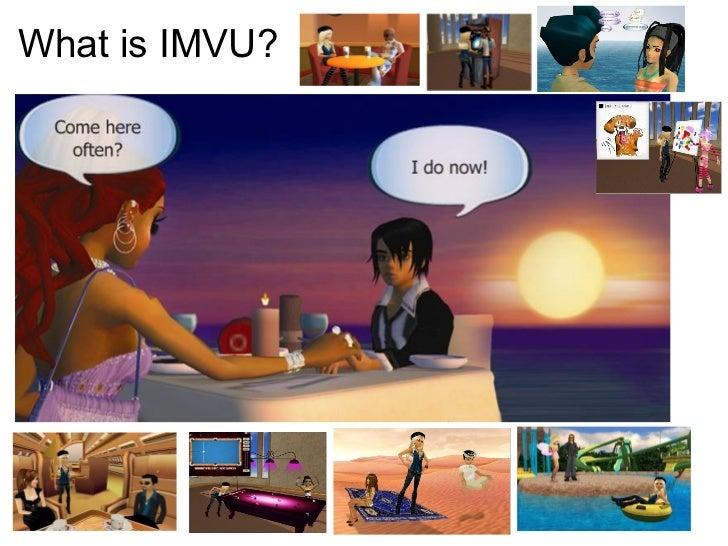 is IMVU? <