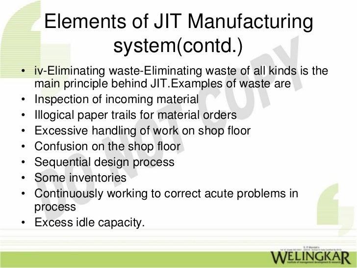 elements of jit