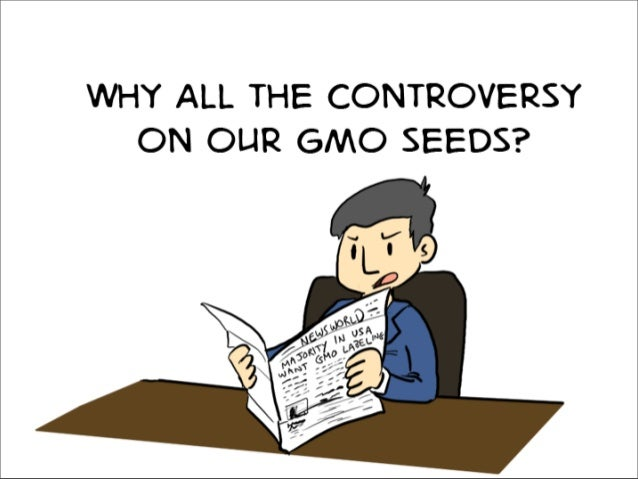 Just Label 'Em. GMO/GE Food. (Monsanto. Short)