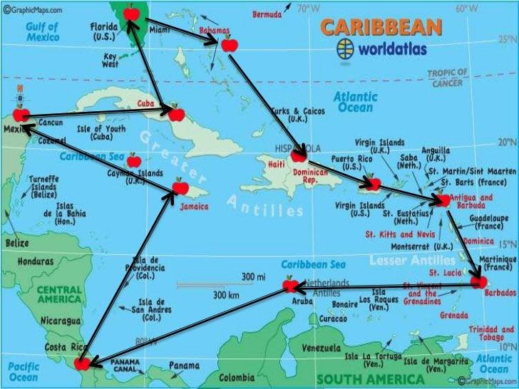    Las Bahamas constituyen un    archipiélago que se extiende    a 970 km hacia el sureste    desde la costa de la Florid...