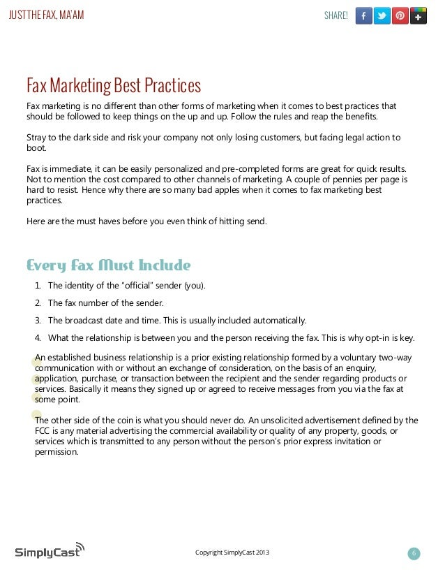 just the fax ma am an insider guide to bulk fax marketing