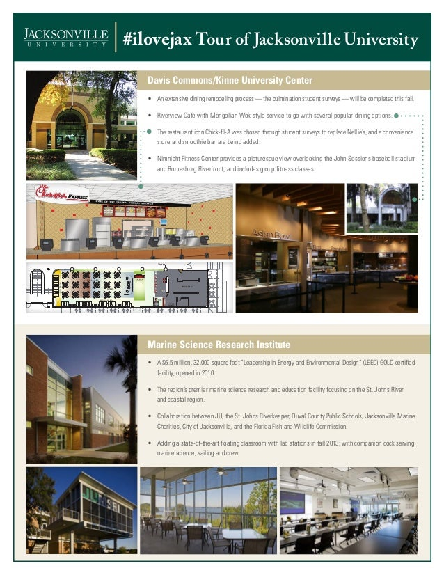 • An extensive dining remodeling process — the culmination student surveys — will be completed this fall. • Riverview Ca...