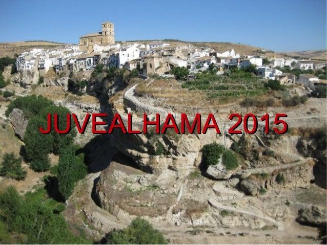 JUVEALHAMA 2015JUVEALHAMA 2015