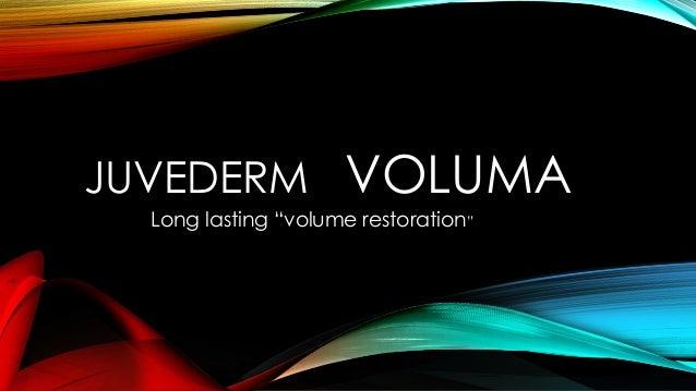 Juvederm Voluma, Immediate Volume Restoration By Dr Manuel Pena, Na…