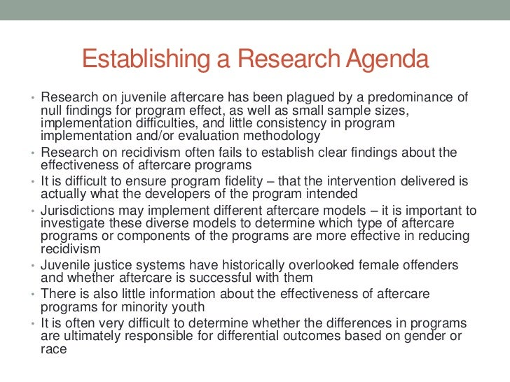 Charming ... Supports; 10. Establishing A Research Agendau2022 ...
