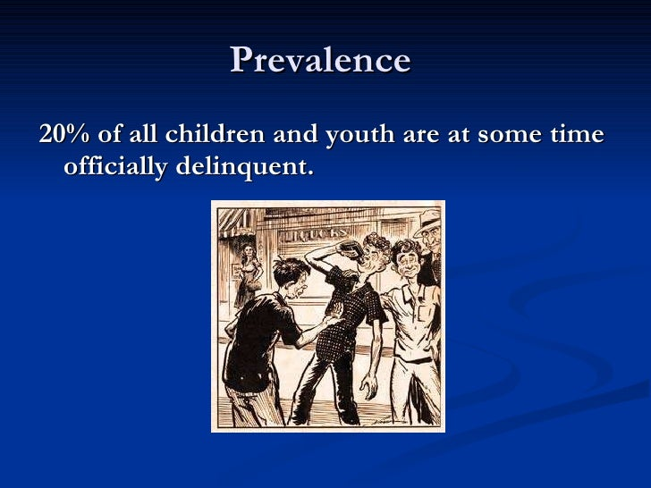 Are there any mental disorders commonly found in juvenile delinquents?