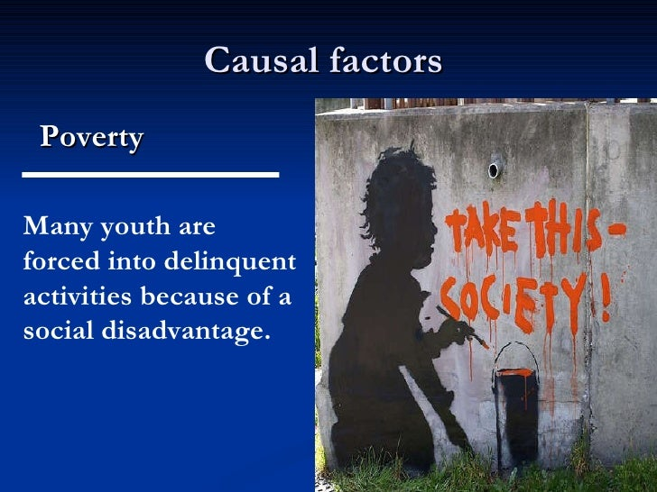 effects of juvenile delinquency essay Causes and effects of juvenile crime essays i feel that one of the biggest problems that the united states is faced with in the present day is juvenile crime juvenile crime does not only affect the individuals who commit the crime, it also affects the victim of the crime this also affects the juve.