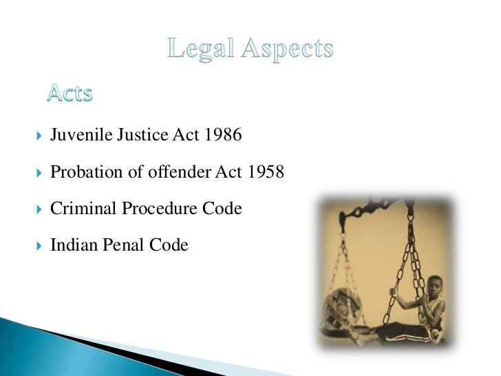 salient features of juvenile justice act Juvenile justice board in holding the juvenile justice act 2000 has come into force with the other innovative features of this document are specific.
