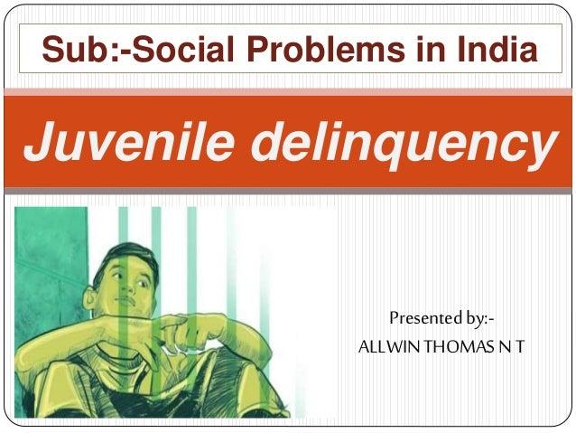 juvenile delinquency in india