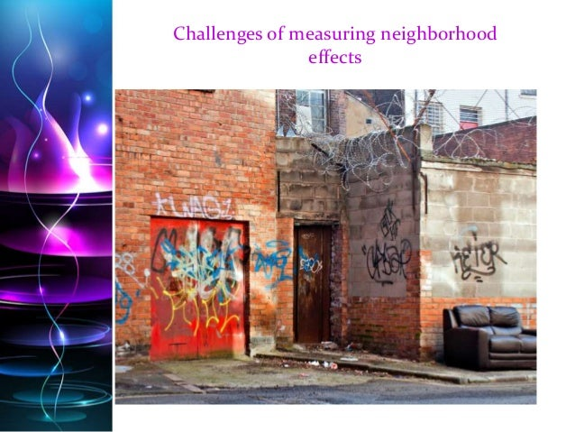 neighborhoods and deliquence Read chapter the development of delinquency: even though youth crime rates have fallen since the mid-1990s, public fear and political rhetoric over the is.