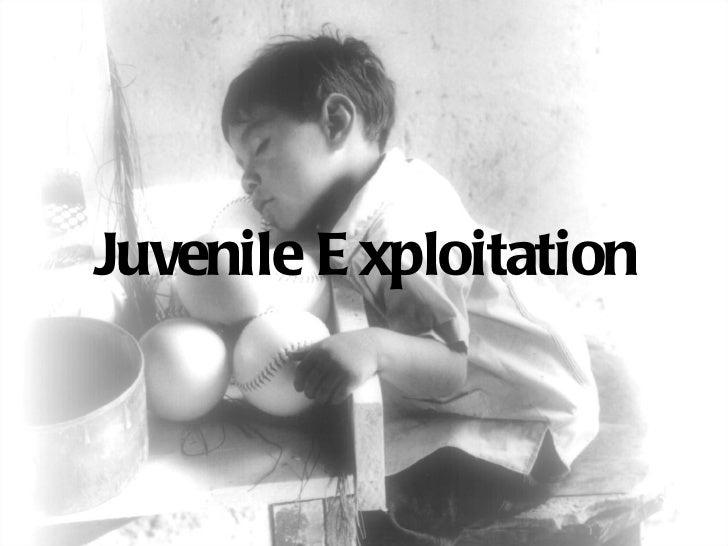 Activity 2. November 2010.Juvenile exploitation.Italy