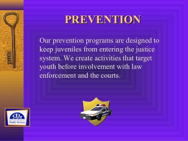 5 goals of juvenile corrections