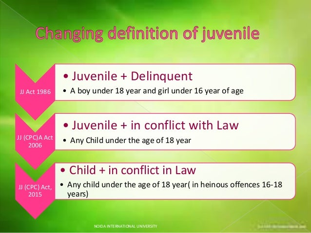 juvenile justice subsystems essay