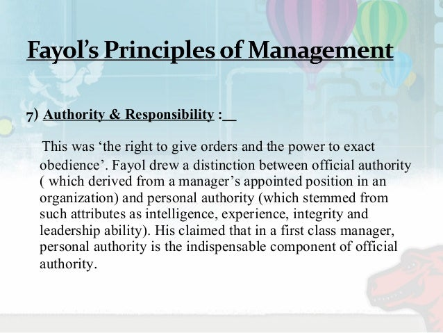 henry fayols weakness Fayol's functions 4 of management henri fayol (1841 - 1925) strengths and weaknesses of the organisation the principles of management define some of the ways the functions of management can be implemented.