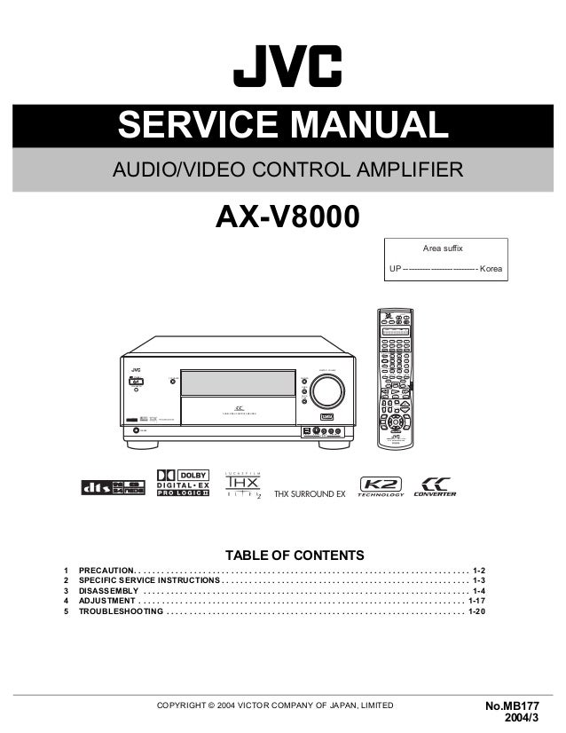 jvc car audio manuals download