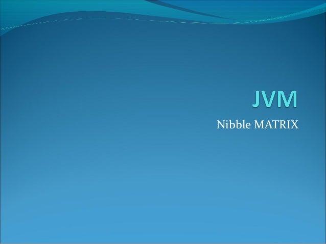 Nibble MATRIX