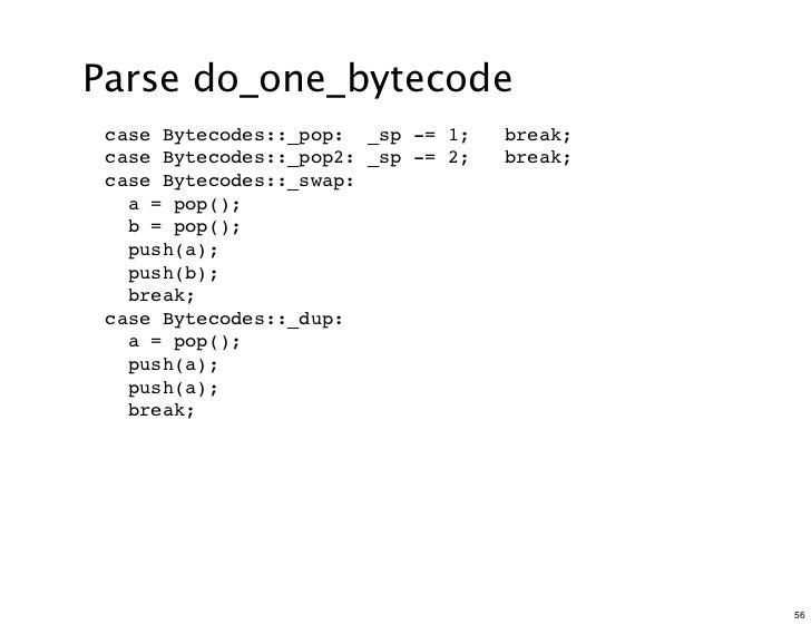JVM code reading -- C2
