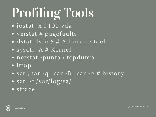 JVM Tuning and Profiling