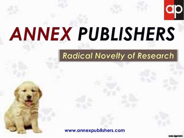 www.annexpublishers.com