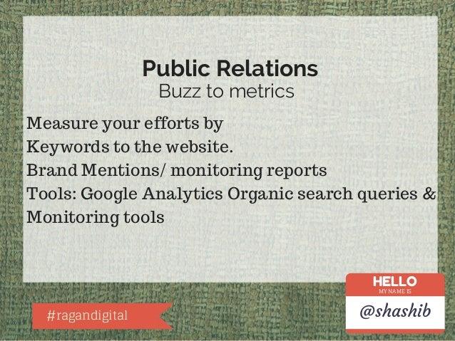 Ragan conference pr measurement presentation Slide 3