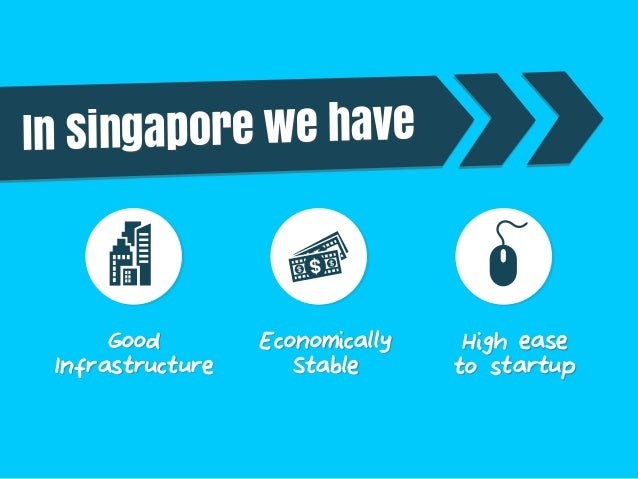Why start a business in Singapore? Slide 2