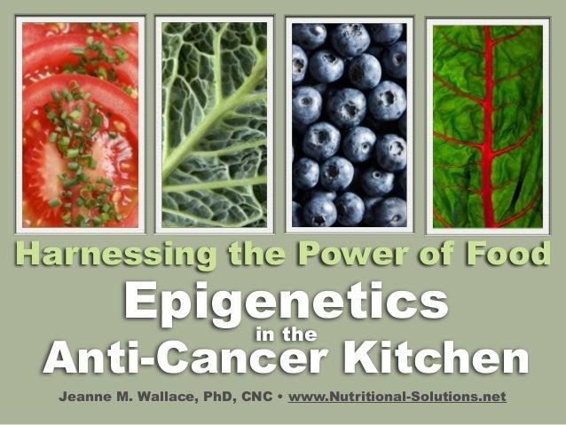 why is a vegan diet epigenetics