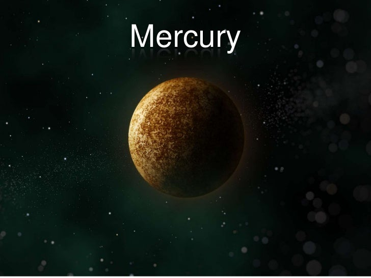 Planet Mercury Lesson - Pics about space