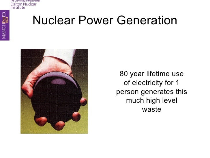 Immobilisation And Storage Of Nuclear Waste