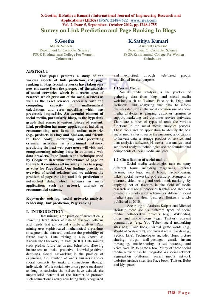 S.Geetha, K.Sathiya Kumari / International Journal of Engineering Research and                     Applications (IJERA) IS...
