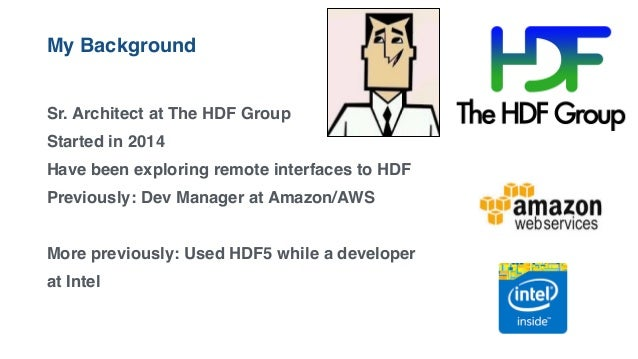 HDFCloud Workshop: HDF5 in the Cloud