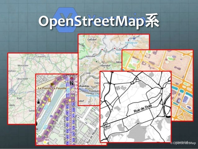 OpenStreetMap系  14 © O2p0e1n4S/1t1r/e0e8tMap