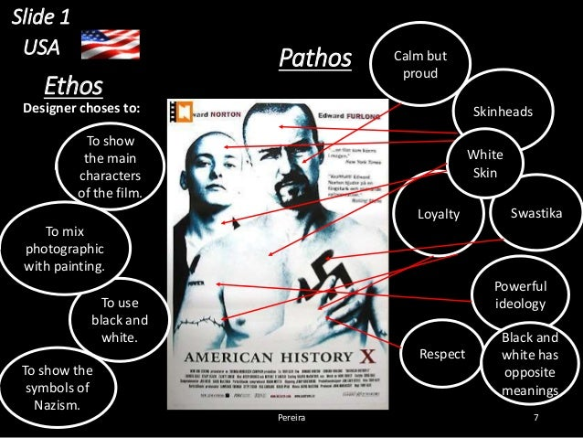 Ethos pathos and logos black abolitionist Term paper Example