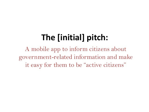 Civic Action Startup Pitch for Startup Weekend Bangalore Slide 3