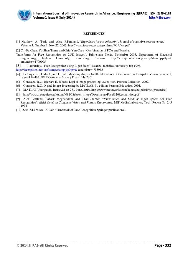International Journal of Innovative Research in Advanced Engineering (IJIRAE) ISSN: 2349-2163 Volume 1 Issue 6 (July 2014)...