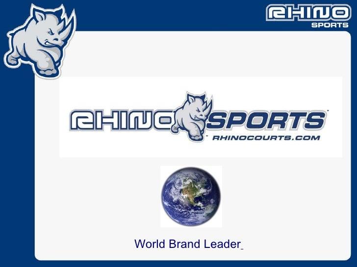 World Brand Leader