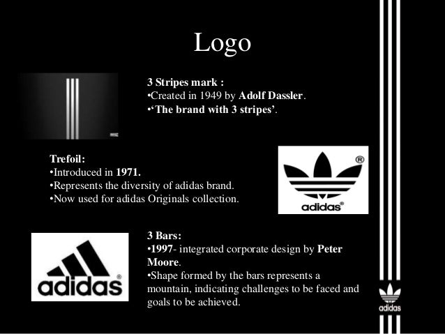 an assessment of the financial stability of adidas a design company by adolf dassler Comparative analysis of nike and adidas objectives adidas was founded in 1984 by adolf dasler the company aimed to produced best shoes for sports, protect the athelates from injuries and which is durable now.