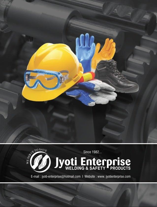 Jyoti Enterprise, Rajkot, Industrial Safety Item