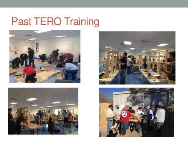 Past TERO Training
