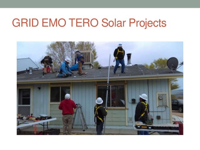 GRID EMO TERO Solar Projects