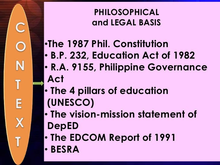 philosophical movement shaped philippine education Essentialism in education is a movement started by william c bagley the reason for the movement was to emphasize the teacher's authority in the classroom history of the essentialism movement the movement of essentialism begin as a counter act to the student center educational institutes in.