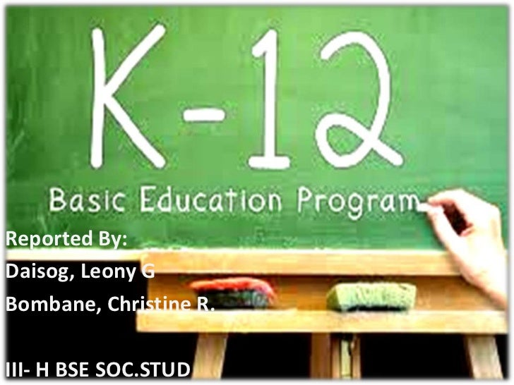 k 12 basic education program bane or boon for national development essay Status and challenges of the filipino language in - free download as powerpoint presentation (ppt), pdf file (pdf), text file (txt) or view presentation slides online.