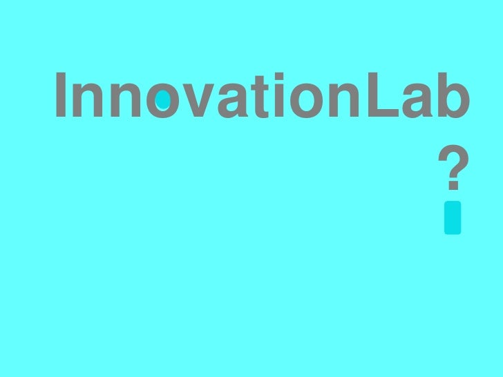 InnovationLab ?<br />