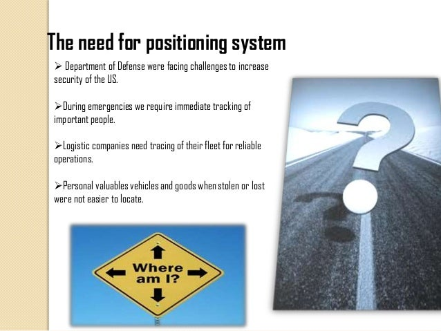limitations of the global positioning system Official us government information about the global positioning system (gps) and related topics  gps supports the accurate mapping and modeling of the physical .